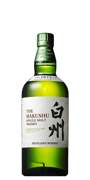 The Hakushu Single Malt Whisky Distiller's Reserve