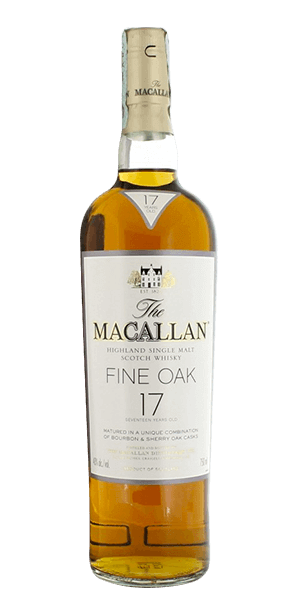 The Macallan 17 Year Old Fine Oak