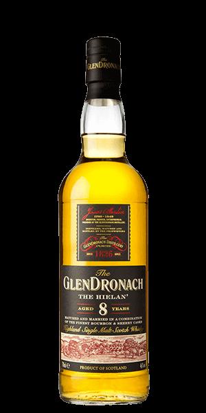 GlenDronach The Hielan 8 YO