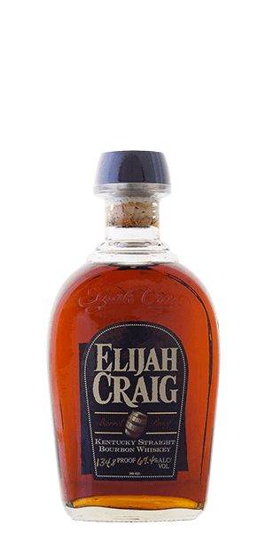 Elijah Craig 12 Year Old Barrel Proof Bourbon