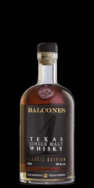 Balcones Texas Single Malt Edition