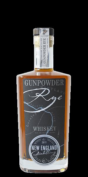 New England Distilling Gunpowder Rye