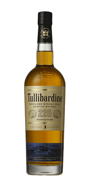 Tullibardine 225 Sauternes Finish Scotch