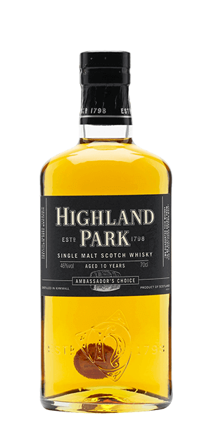 Highland Park 10 YO Ambassador's Choice