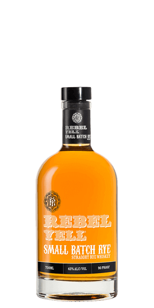 Rebel Yell Rye Whiskey Small Batch