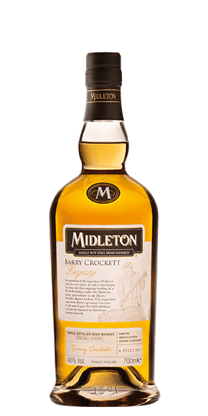 Midleton Irish Whiskey Barry Crockett Legacy
