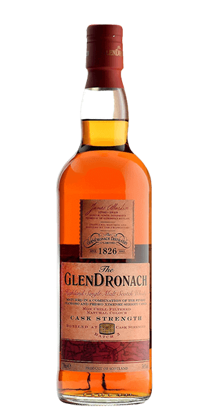 GlenDronach Scotch Single Malt Cask Strength Batch 3