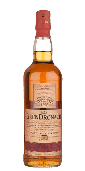 The GlenDronach Cask Strength Batch 5