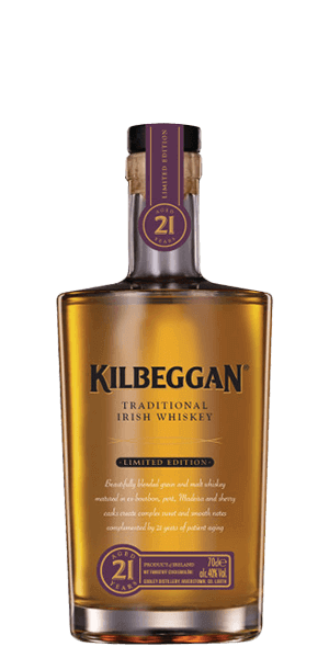 Kilbeggan 21 Year Old