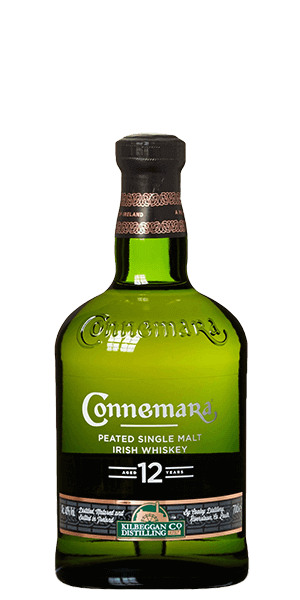 Connemara 12 Year Old Peated Whiskey