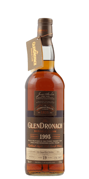 The GlenDronach Excl. Cask 1995