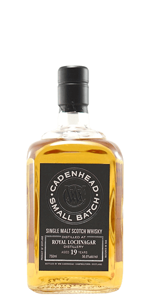 Cadenhead's Royal Lochnagar 19 Scotch Whisky