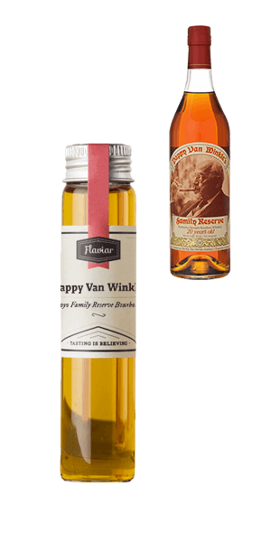 Pappy Van Winkle's Family Reserve Bourbon 20 Year Old (Tasting sample)