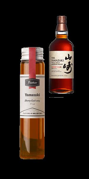 Yamazaki Sherry Cask 2013 (Tasting sample)