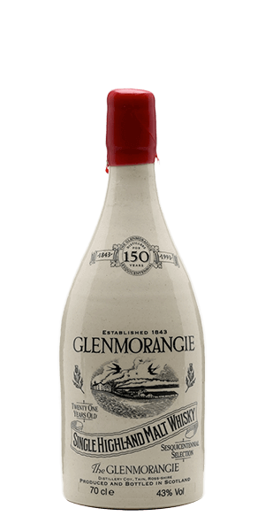 Glenmorangie Sesquicentennial 21 Year Old