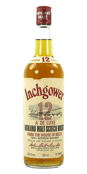 Inchgower 12 Year Old (Arthur Bell & Sons)