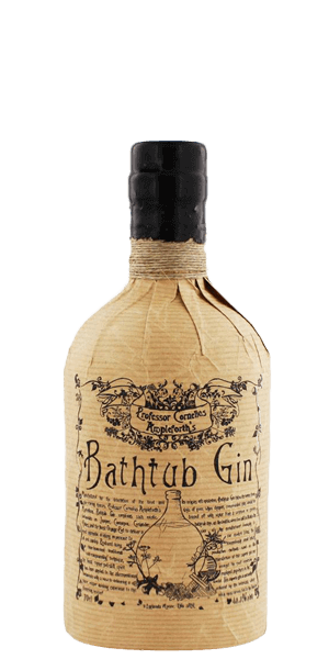Professor Cornelius Ampleforth's Bathtub Gin