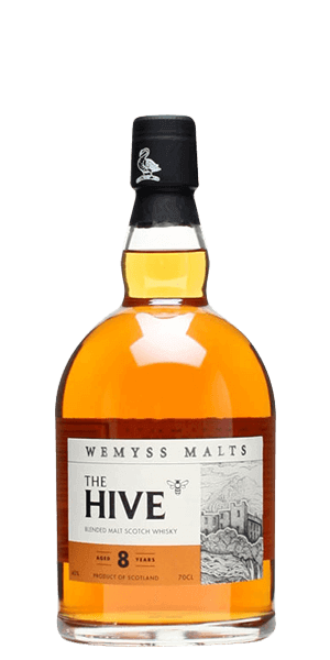 Wemyss Malts Scotch The Hive 8 YO