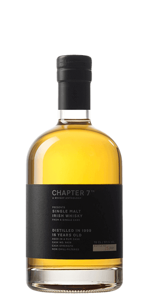 Chapter 7 Irish Malt 1999 16 YO