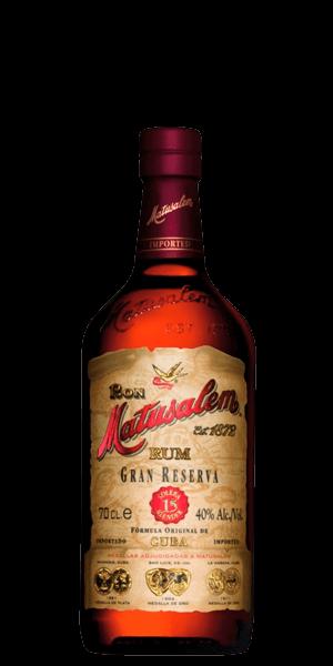 Matusalem 15 Gran Reserva Rum