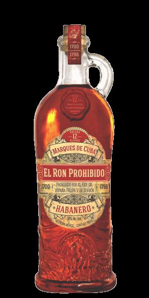 El Prohibido Rum Solera 12 YO