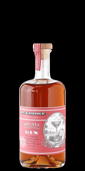 St. George Dry Rye Reposado Gin