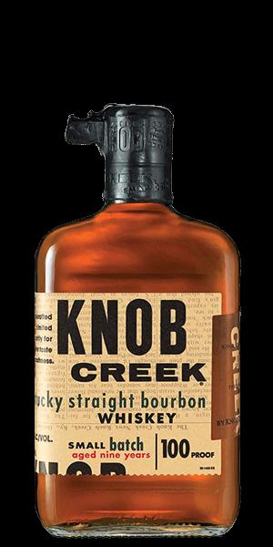 Knob Creek Patiently Aged Kentucky Straight Bourbon