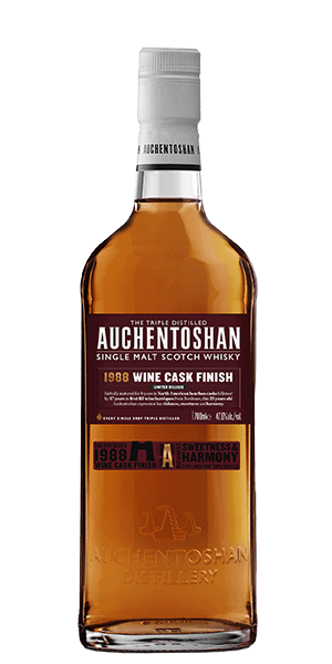 Auchentoshan 1988 Wine Cask Matured