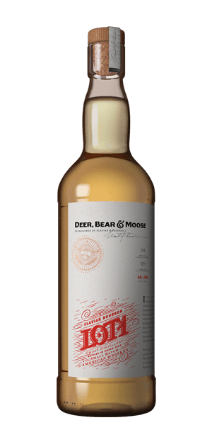 Deer, Bear & Moose Bourbon Lot 1