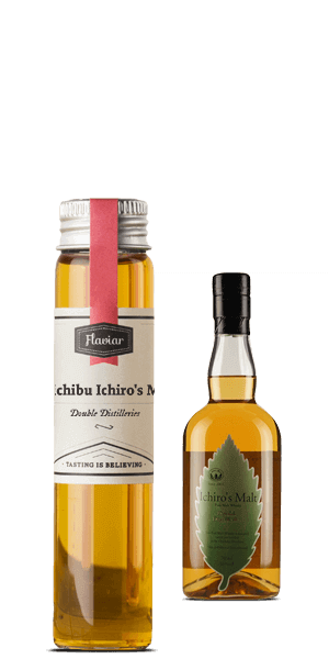 Chichibu Ichiro's Malt Double Distilleries (Tasting sample)