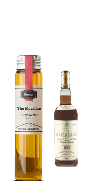 The Macallan 18 Year Old 1967 (Tasting sample)