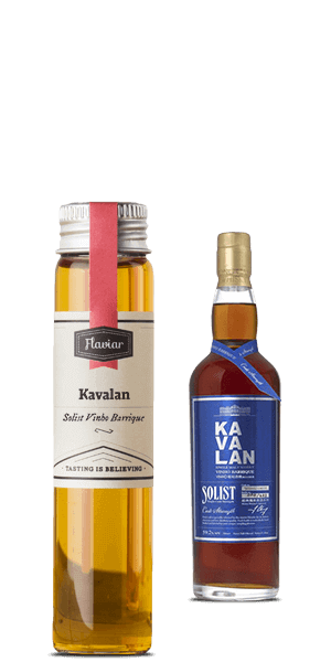 Kavalan Solist Vinho Barrique (Tasting sample)