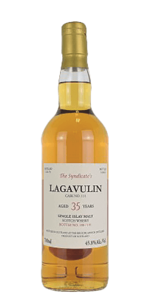 Lagavulin 1979 35 Year Old The Syndicate's Bottling