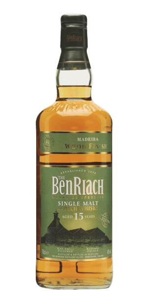 BenRiach 15 Year Old Madeira Finish