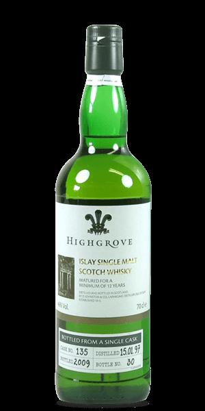 Laphroaig Highgrove 1997