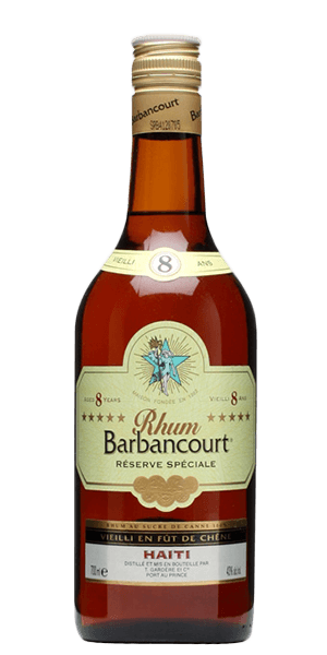 Barbancourt 8 YO