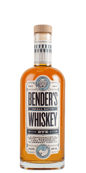 Bender's Rye Whiskey NYC Batch