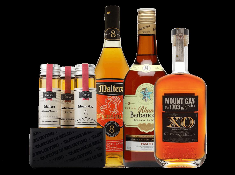 Rum Of The Caribbean