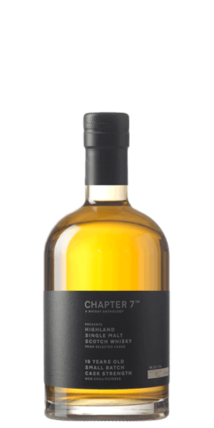 Chapter 7 Highland Small Batch 19 Year Old
