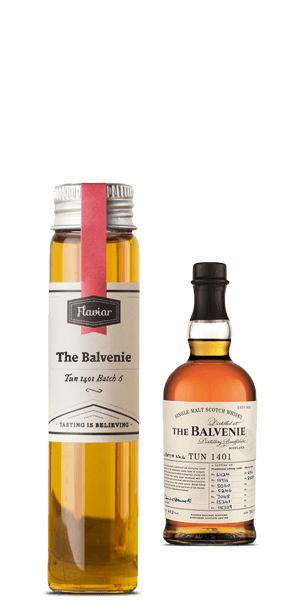 Balvenie Tun 1401 Batch 6 (Tasting sample)