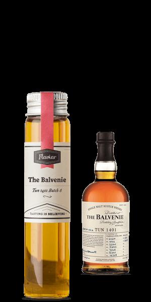 Balvenie Tun 1401 Batch 6 (Tasting sample)