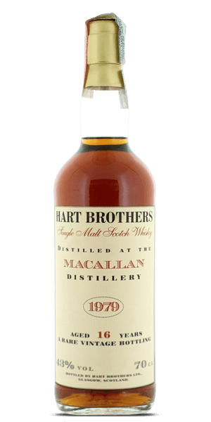 The Macallan 16 Year Old 1979 (Hart Brothers)