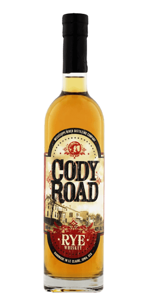 MDRC Cody Road Rye Whiskey