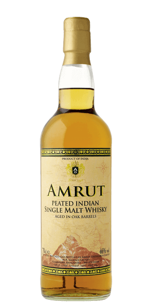 Amrut Peated Single Malt Whisky