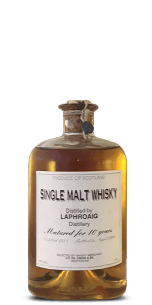 Laphroaig 10 Year Old 1988