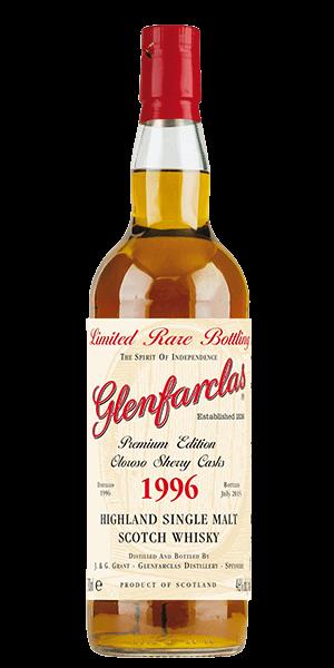 Glenfarclas Vintage 1996 Oloroso Sherry Cask