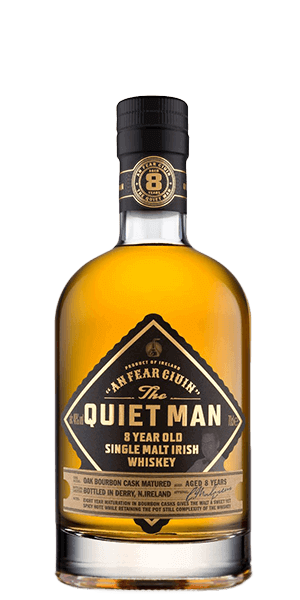 Quiet Man 8 Year Old