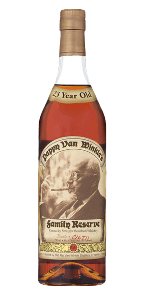 Pappy Van Winkle's Family Reserve Bourbon 23 Year Old