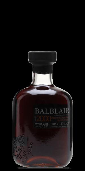 Balblair 2000 Single Cask #1341