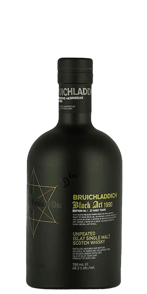 Bruichladdich Black Art Edition 04.1